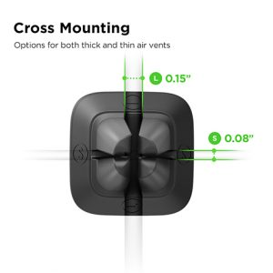 cross mounting
